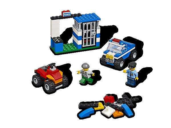 Police Building Set 4636 Lego Shop