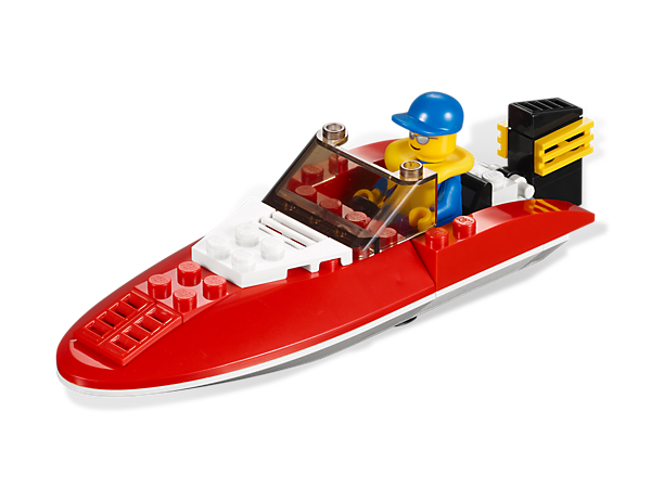 Speed Boat - 4641 | City | LEGO Shop