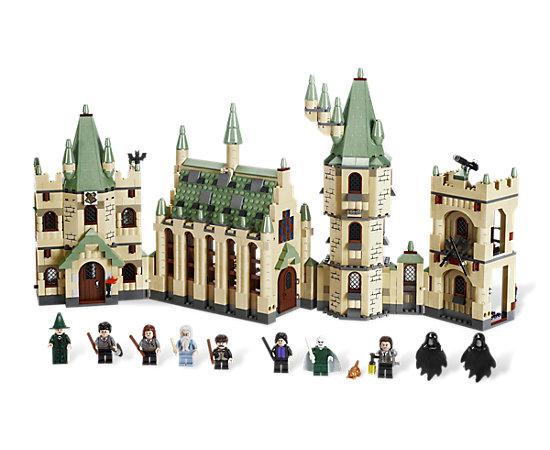 Hogwarts Castle 4842 Lego Shop