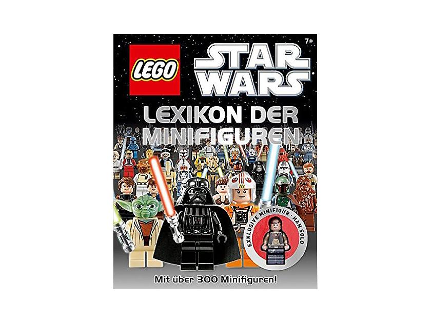 LEGO®  Star Wars ™ Figuren-Lexikon