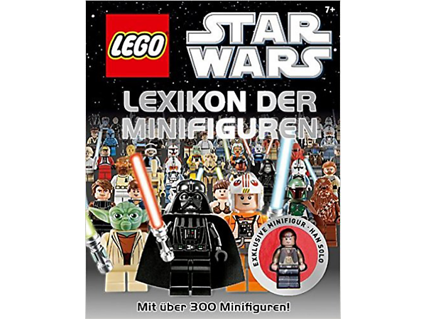 <p>Features more than 400 images and facts about all your favorite LEGO® <i>Star Wars</i>™ minifigures from sets spanning the decades!</p>