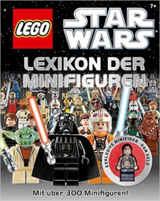 LEGO® <i>Star Wars</i>™ Character Encyclopedia