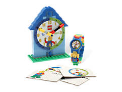 LEGO® Time-Teacher Minifigure Watch & Clock