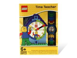LEGO® Time-Teacher Minifigure Watch & Clock