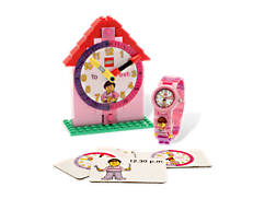 LEGO® Time-teacher horloge en klok