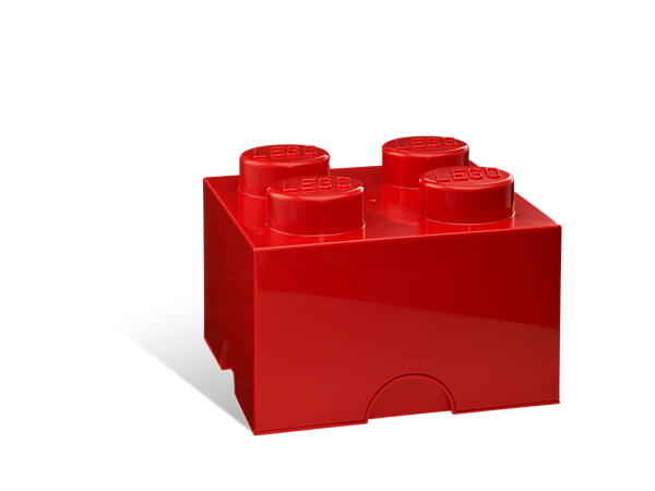 Explore product details and fan reviews for LEGO® 4-stud Red Storage Brick 5001385 from Accessories. Buy today with The Official LEGO® Shop Guarantee.