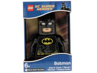 LEGO® DC Comics™ Super Heroes Batman™ Minifigure Clock