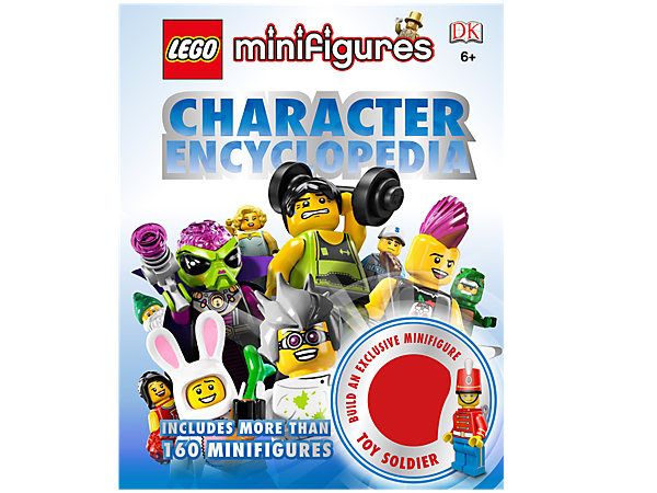 Read all about your favorite Minifigures from Series 1-10 in a full-color guidebook featuring 162 profiles and an exclusive Minifigure!