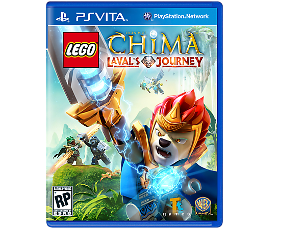 Go deep into the Land of Chima™ to build and battle with more than 60 characters in Laval's Journey, a LEGO® PS Vita Video Game!