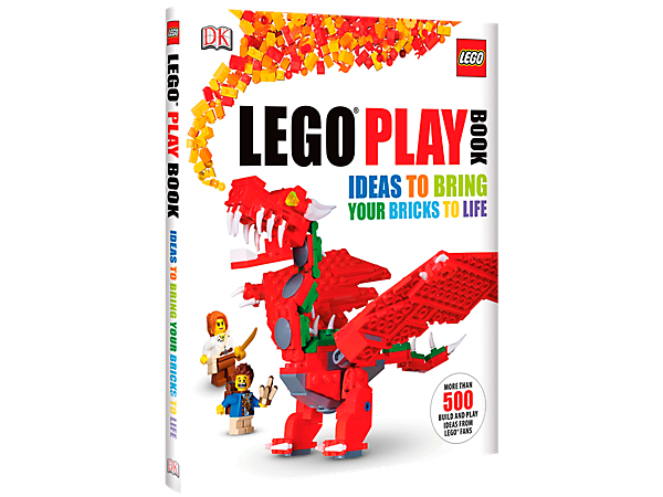 Learn over 500 tips and tricks to get the most out of your LEGO® bricks in this fun-to-read, full-color guidebook, featuring 200+ builds!