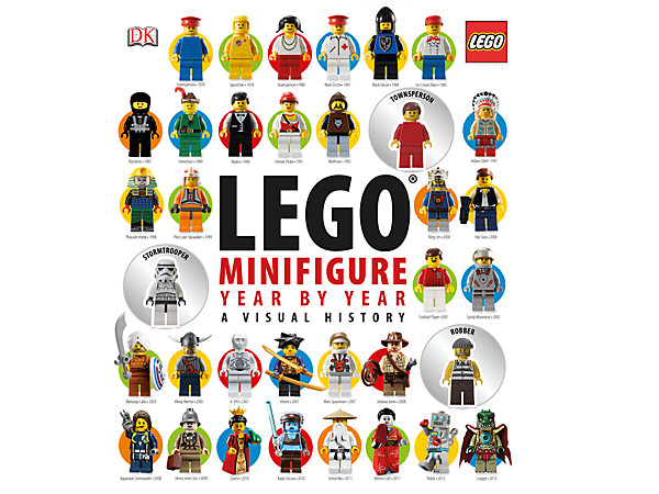 Follow the evolution of the LEGO® minifigure, year by year, in all of your favorite themes, with fun facts and expert info!