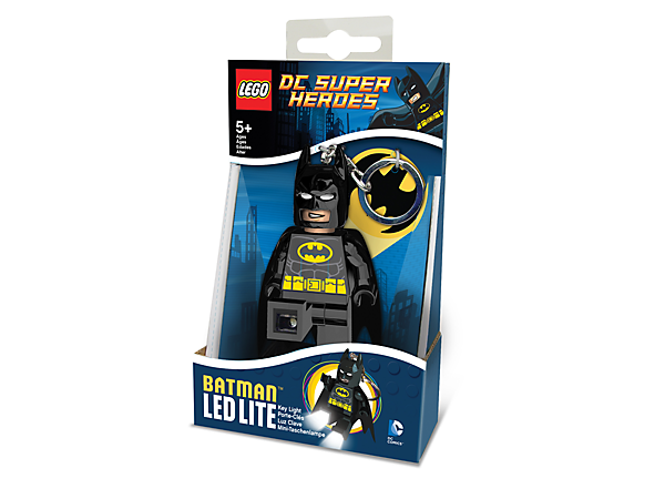 This Batman™ LED Key Light is the next best thing to a Bat-signal!