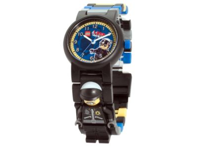 <div> </div><div>Explore product details and fan reviews for buildable toy THE LEGO® MOVIE™ Bad Cop Minifigure Link Watch 5003023 from LEGO Movie. Buy today with The Official LEGO® Shop Guarantee.</div>