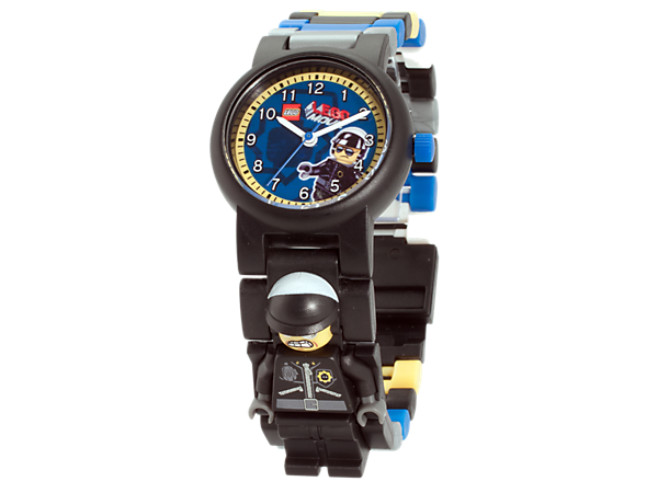 <div></div><div>Explore product details and fan reviews for buildable toy THE LEGO® MOVIE™ Bad Cop Minifigure Link Watch 5003023 from LEGO Movie. Buy today with The Official LEGO® Shop Guarantee.</div>