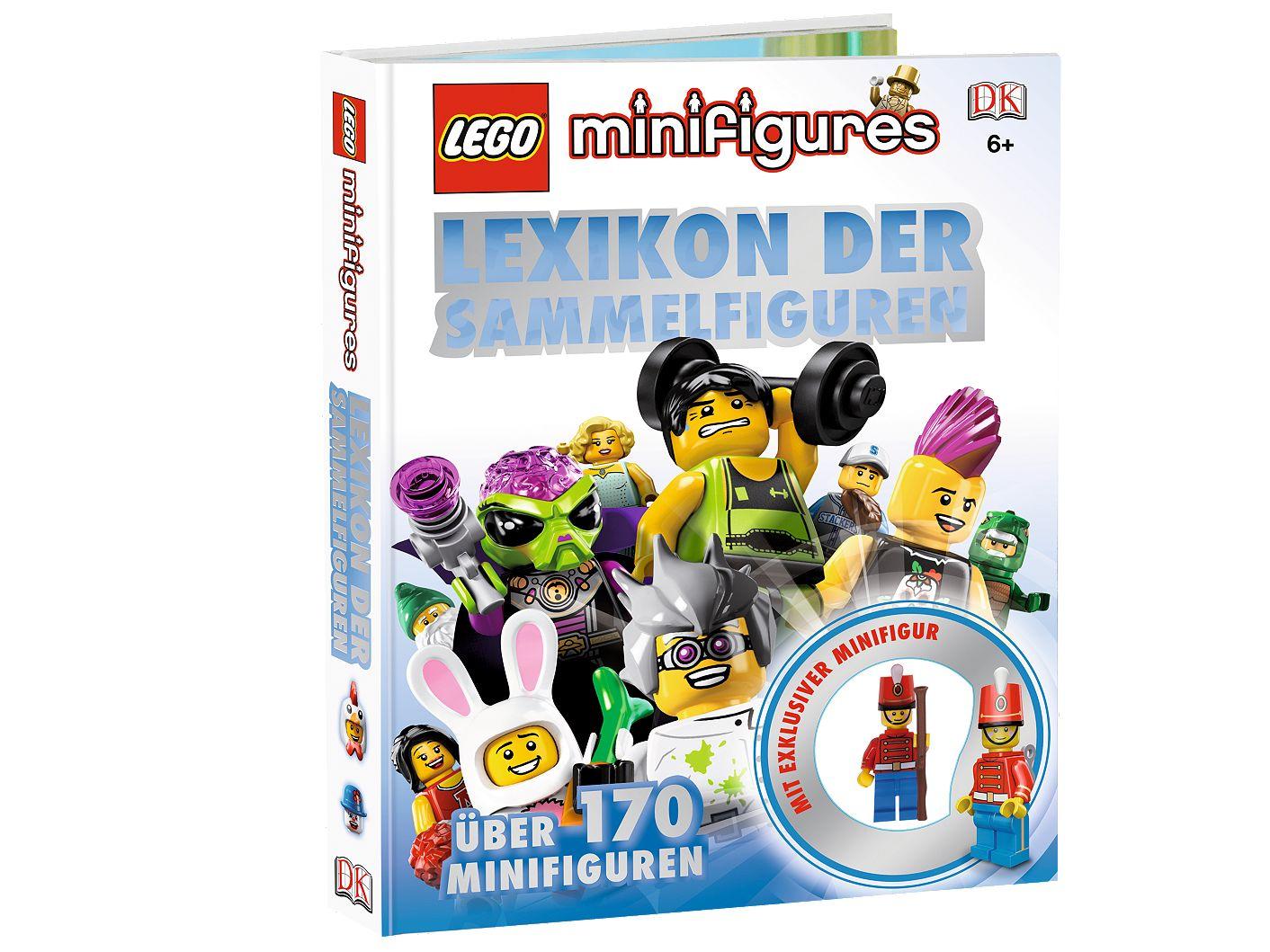 LEGO® Minifigures: Character Encyclopedia