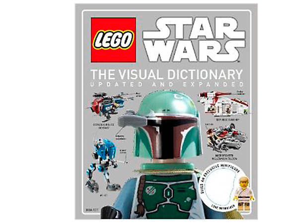 Discover a whole galaxy of models and minifigures with the newly expanded LEGO<sup>®</sup> <i>Star Wars</i><sup>™</sup>: The Visual Dictionary