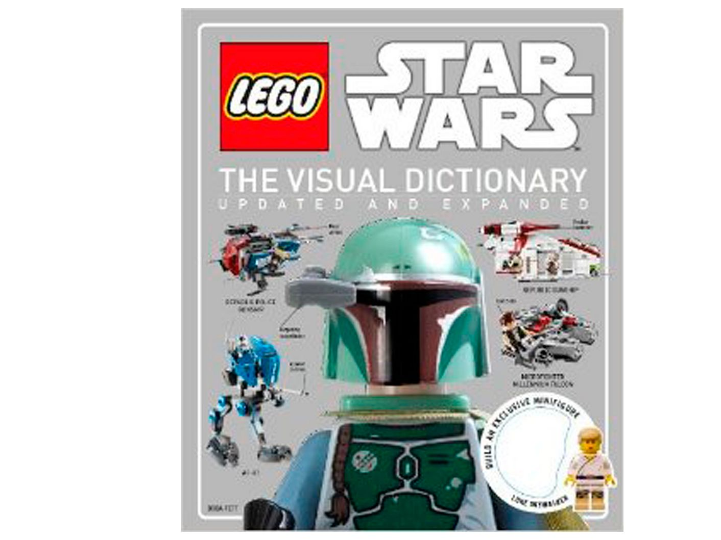 LEGO® <i>Star Wars</i>™: The Visual Dictionary (Updated and Expanded)