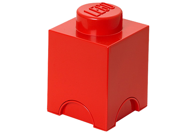 Explore product details and fan reviews for LEGO® 1-stud Red Storage Brick 5004267 from Accessories. Buy today with The Official LEGO® Shop Guarantee.