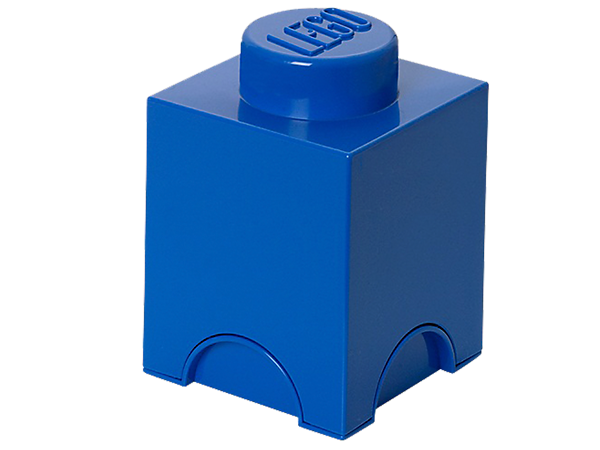 Explore product details and fan reviews for LEGO® 1-stud Blue Storage Brick 5004268 from Accessories. Buy today with The Official LEGO® Shop Guarantee.