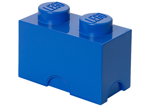 Explore product details and fan reviews for LEGO® 2-stud Blue Storage Brick 5004280 from Accessories. Buy today with The Official LEGO® Shop Guarantee.