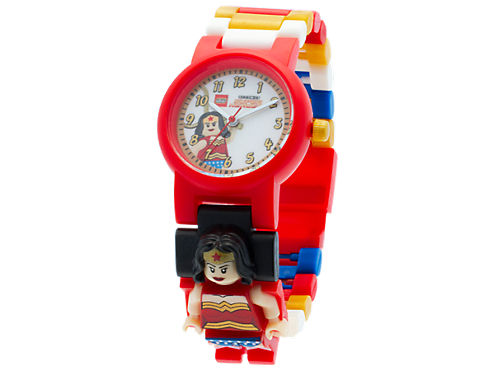 lego dc comics super heroes wonder woman watch lego shop