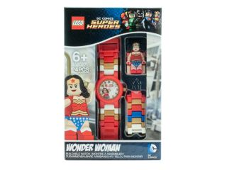 LEGO® DC Comics™ Super Heroes Wonder Woman Watch