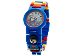 LEGO® DC Comics™ Super Heroes Superman™ Minifigure Link Watch