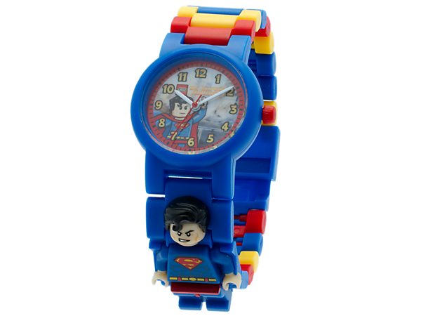 Explore product details and fan reviews for buildable toy LEGO SH SUPERMAN W/MF WATCH 5004065 from Super Heroes DC. Buy today with The Official LEGO® Shop Guarantee.