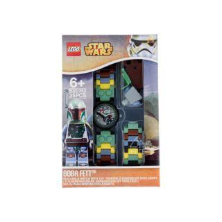 LEGO® <i>Star Wars</i>™ avec montre figurine Boba Fett