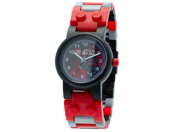 <p>Customize and build a watch with the legendary Darth Maul!</p>