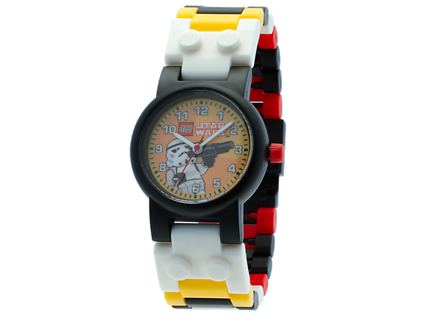 Let a Stormtrooper™ keep you on time!