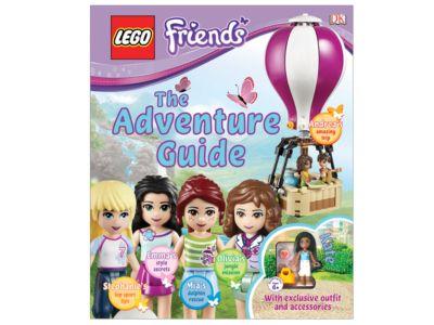 LEGO® Friends: The Adventure Guide - 5004852   Friends   LEGO Shop