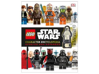 LEGO® <i>Star Wars</i>™: Character Encyclopedia: Updated and Expanded