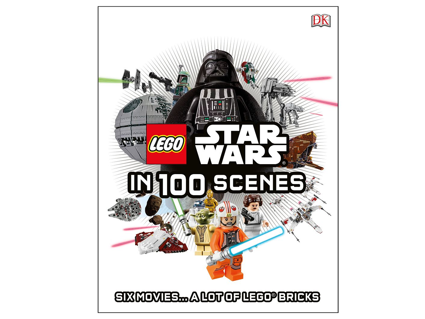 LEGO® <i>Star Wars</i>™ in 100 Scenes