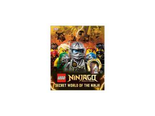 LEGO NINJAGO THE SECRET WORLD OF NINJA