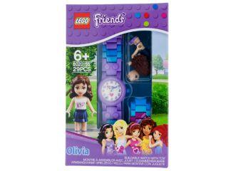 Montre Olivia LEGO® Friends avec mini-poupée