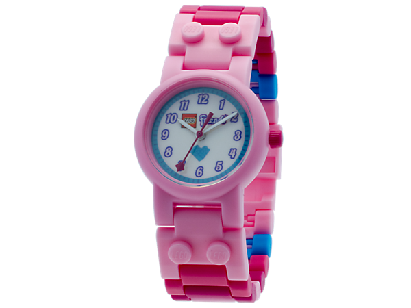 Keep time with your new multi-colored Stephanie watch!