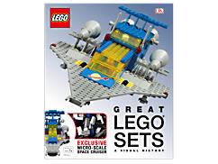 Great LEGO® Sets: A Visual History