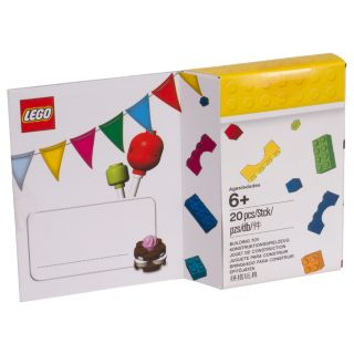 LEGO® Iconic Birthday Card