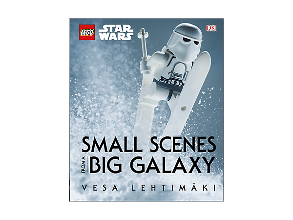 Immerse yourself in a galaxy of miniature LEGO® Star Wars scenes with this stunning 176-page, full-color art photography book by LEGO fan Vesa Lehtimäki.
