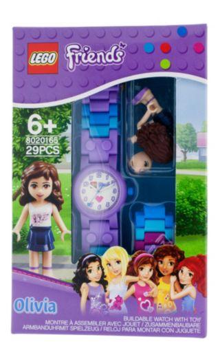 LEGO® Friends Olivia-Armbanduhr mit Spielfigur