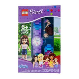 LEGO® Friends Olivia Watch with Mini-Doll