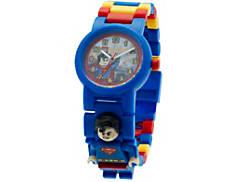 LEGO® DC Comics™ Super Heroes Superman™ Minifiguren-Armbanduhr