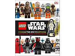 LEGO Star Wars: Character Encyclopedia: Updated and Expanded