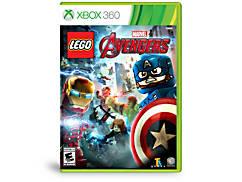 LEGO® Marvel Avengers XBOX 360 Video Game
