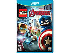LEGO® Marvel Avengers Wii U Video Game