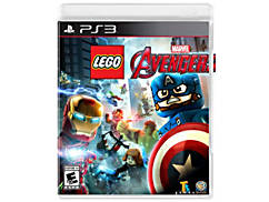 LEGO® Marvel Avengers PS3 Video Game