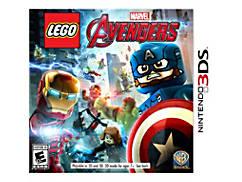 LEGO® Marvel Avengers Nintendo 3DS™ Video Game