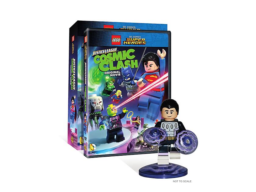 "LEGO® DC Comics Super Heroes: Justice League"": Cosmic Clash (DVD) 6172391"
