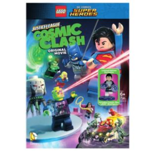 LEGO® DC Comics Super Heroes: Justice League™: Cosmic Clash (DVD)